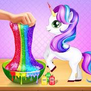 Rainbow Unicorn Slime Maker - Jelly Toy Fun 1.7