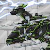 Ninja Velociraptor-Combine!Dino Robot:DinosaurGame 2.0.1