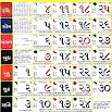 Gujarati Calendar 2021 -  Panchang 2021 3.5