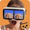 Roller Coaster 360 VR 1