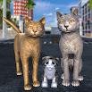 Cat Family Simulator: Stray Cute Kitty Game 10.5
