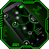 Curve Hitech launcher - App lock, Hitech Wallpaper 19.0