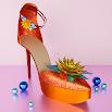 Shoe Designer: Fashion Shoe Maker, Color by Number 2.1