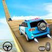 Police Prado Car Stunt Games 1.4
