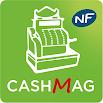 Caisse enregistreuse NF525 gratuite CashMag POS 9.04.007-P