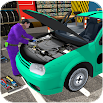 Car Mechanic Workshop: Robot Job 2.3