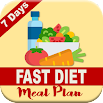 7 DAYS FAST DIET MEAL PLAN 7.0.0