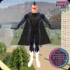 Super Hero Man City Rescue Mission