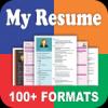 Resume Builder App Free CV Maker with PDF Format