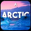 Apolo Arctic - Theme Icon pack Wallpaper