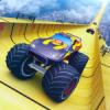 Mega Ramp Monster Truck Racing